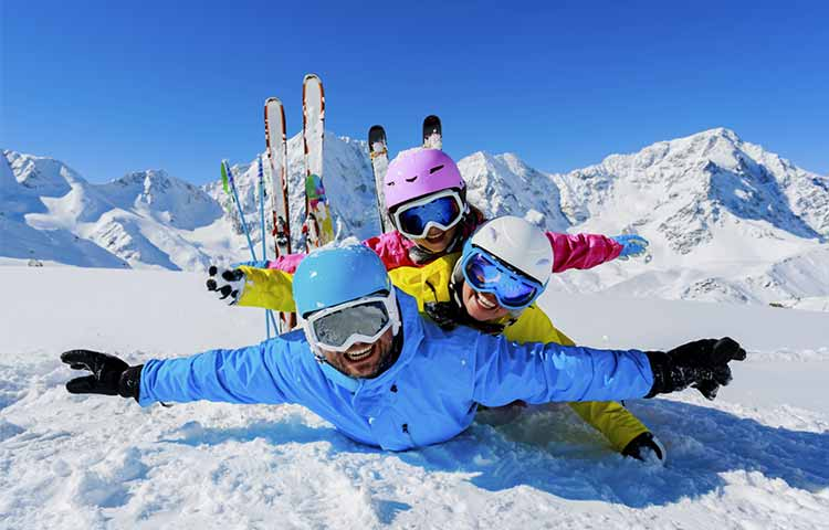 Ski resorts private transfer
