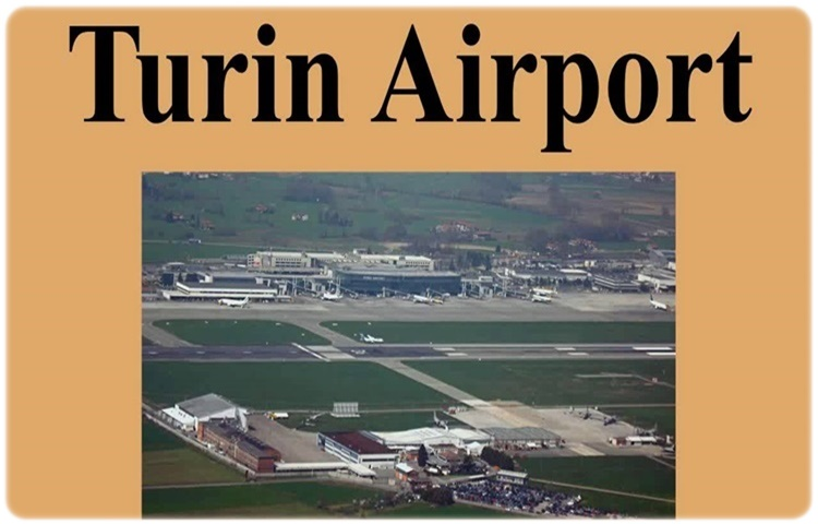 Transfer by private taxi to Turin Caselle Airport